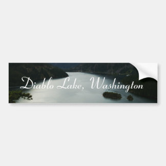 North Cascades Bumper Sticker
