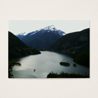 North Cascades Business Card