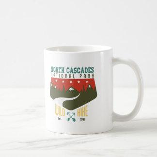 North Cascades National Park Coffee Mug