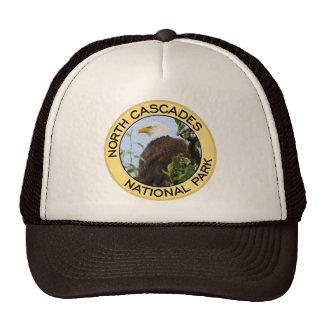 North Cascades National Park Trucker Hats