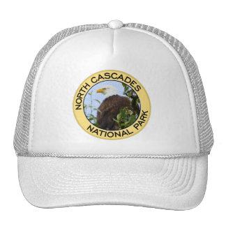 North Cascades National Park Mesh Hats