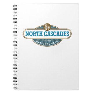 North Cascades National Park Notebooks