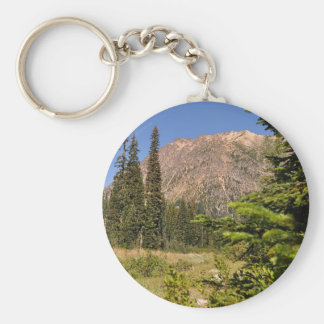 North Cascades Pass Keychain