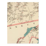 North Castle town Postcard