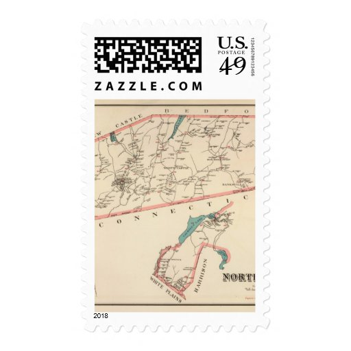North Castle town Stamps