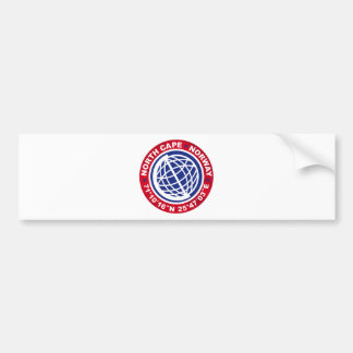 NORTH CASTRATES SPECIAL NORWAY BUMPER STICKER