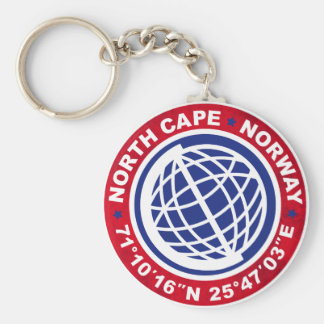 NORTH CASTRATES SPECIAL NORWAY KEYCHAIN