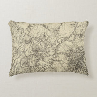 North Central New Mexico Decorative Pillow