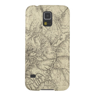 North Central New Mexico Galaxy S5 Case