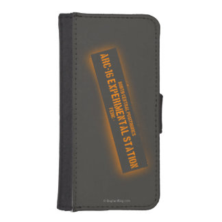 North Central Positronics iPhone SE/5/5s Wallet Case