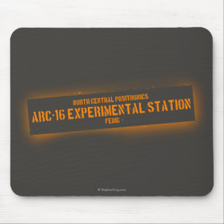 North Central Positronics Mouse Pad