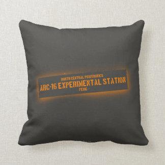 North Central Positronics Throw Pillow