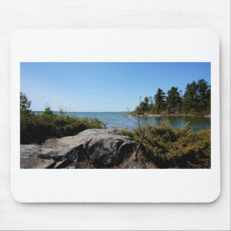 North Channel Beauty Mouse Pad