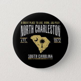 North Charleston Button