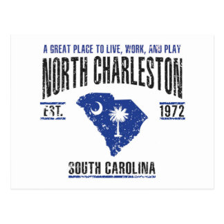 North Charleston Postcard