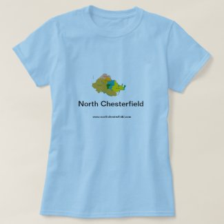 North Chesterfield Women's Baby-doll Shirt shirt