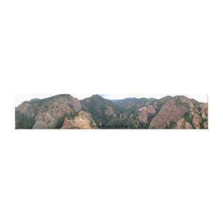North Cheyenne Canyon Canvas Print