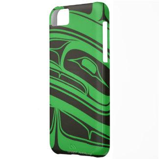 North Coast Native Design IPhone 5 RARE GREEN iPhone 5C Cases