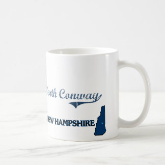 North Conway New Hampshire City Classic Coffee Mug