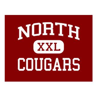North - Cougars - Junior - Menomonee Falls Postcard