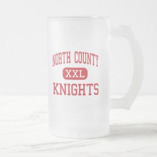 North County - Knights - High - Glen Burnie Mugs