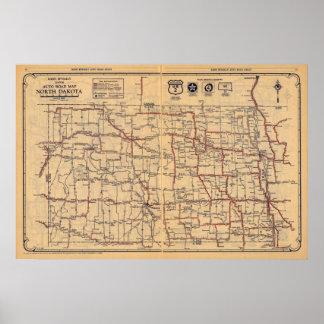 North Dakota 2 Print