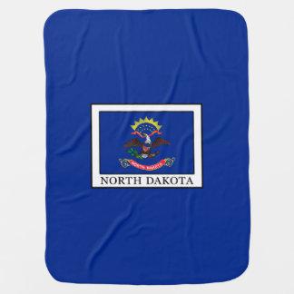 North Dakota Baby Blanket