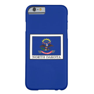 North Dakota Barely There iPhone 6 Case