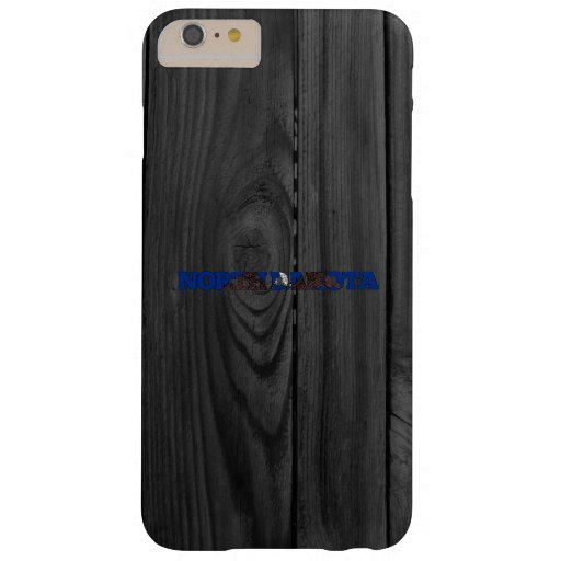 North Dakota Barely There iPhone 6 Plus Case