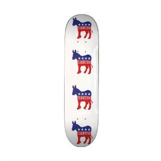 North Dakota Democrat Donkey Skateboard Decks