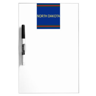 North Dakota Dry Erase Board