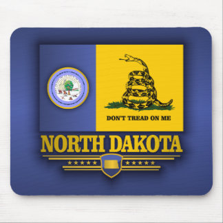 North Dakota (DTOM) Mouse Pad