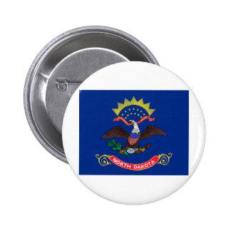 North Dakota FLAG International Pin