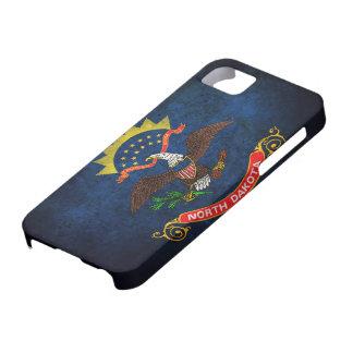 North Dakota Flag iPhone SE/5/5s Case