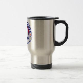 North Dakota Gary Johnson Coffee Mug