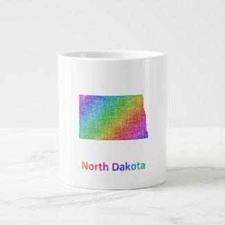 North Dakota Giant Coffee Mug