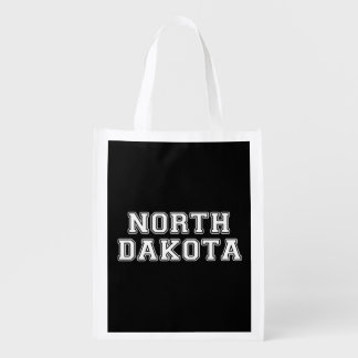 North Dakota Grocery Bag