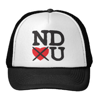 North Dakota Hates You Trucker Hat