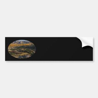 North Dakota Landscape Bumper Stickers