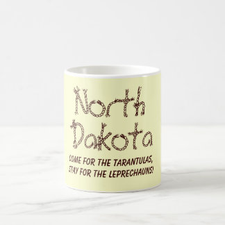 North Dakota Coffee Mug