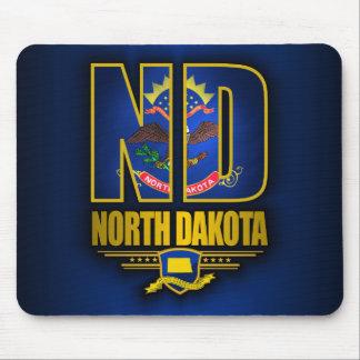 North Dakota (ND) Mouse Pad