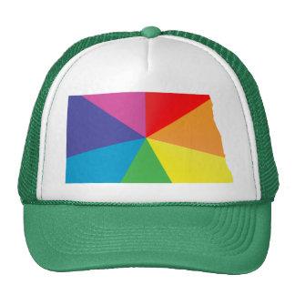 north dakota pride. trucker hat
