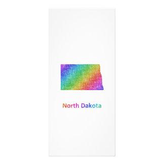North Dakota Rack Card