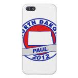 North Dakota Ron Paul Cases For iPhone 5