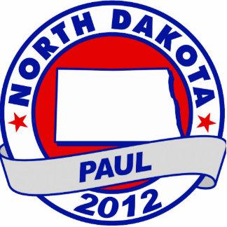 North Dakota Ron Paul Acrylic Cut Out