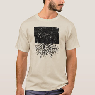 North Dakota Roots T-Shirt