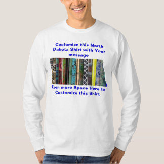 North Dakota Shirt - Custom with Election or other