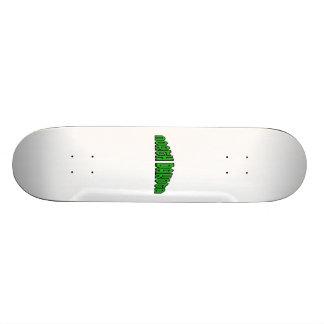 North Dakota Custom Skate Board