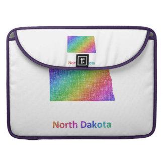 North Dakota Sleeve For MacBook Pro