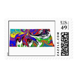 North Dakota Stamps